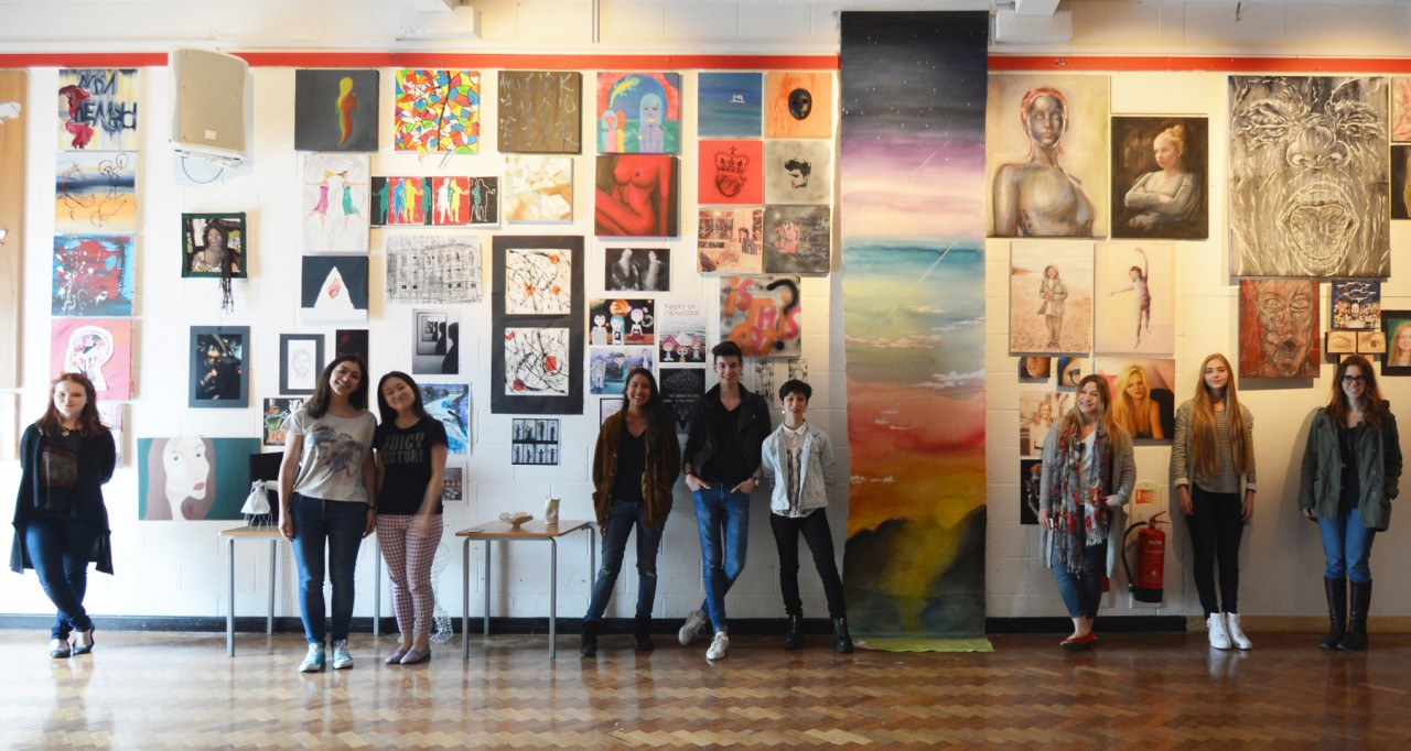 Visual Arts Category 1 & 2 - overview